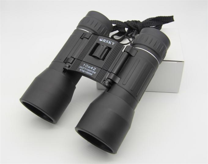 HD Professional Hiking Lightweight Binoculars 10x42 Center Focus Knob For Easy Focusing
