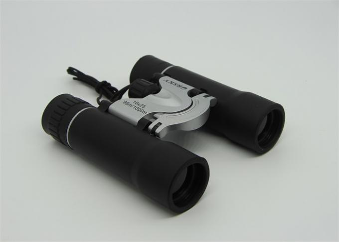 Portable Small Lightweight Powerful Binoculars 10x Magnification With BK7 Prism