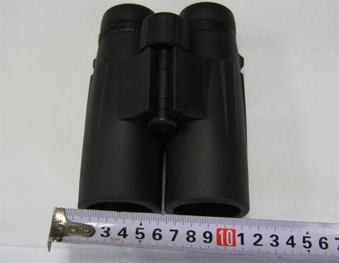 Adults 10x42 Roof Prism Binoculars Black Color 42mm Objective Diameter