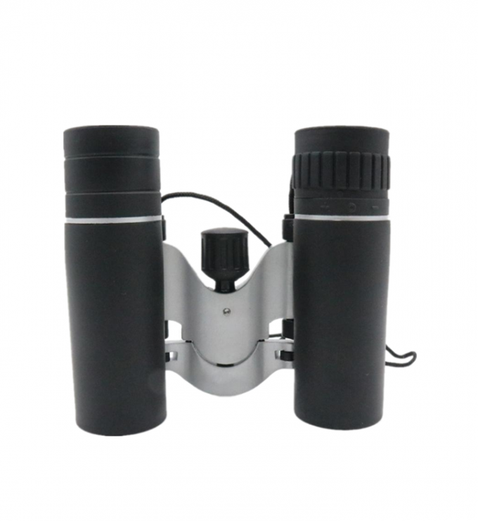Strong Structure Lightweight Roof Prism Binoculars 93x63x45mm 3m Close Distance