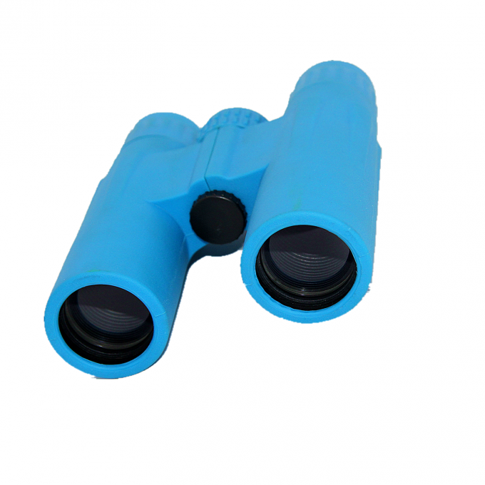 Multicolored Hand Portable High Definition Bird Watching Binoculars For Outdoor