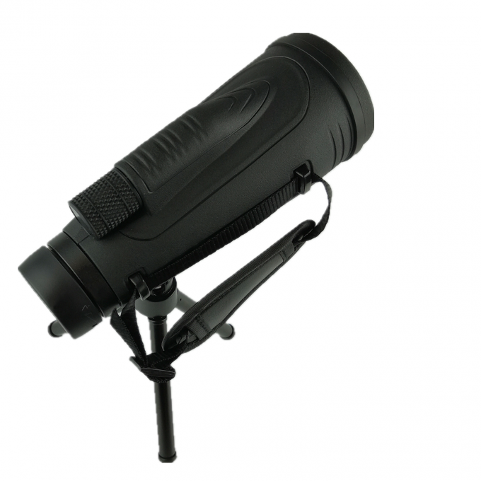 Large Diameter Long Range Monocular Water Resistant High Definition With Tripod