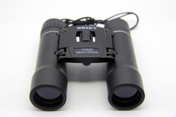 China Lightweight Small Strong Binoculars 6.25 Relative Brightness For Going Vacationing supplier