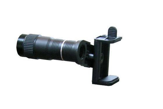 China Outdoor Mobile Phone Monocular 6x Magnification 18mm Objective Diameter supplier