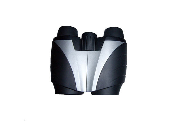 China Folding 10x25 Black Compact Travel Binoculars Giving Great Viewing For Nature Lovers supplier