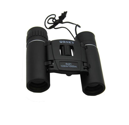 China High Definition Portable Lightweight Birding Binoculars For Games Watching 10 X 25mm supplier