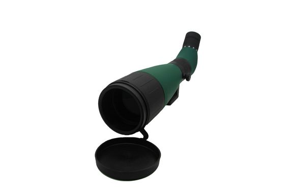 Optics Glass Lens Angled Spotting Scope Strong Structure With Phone Adapter Tripod