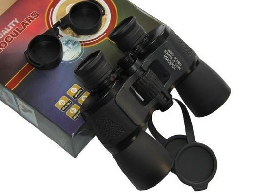 High Power Large Aperture Binoculars , 10x50 Large Magnification Binoculars