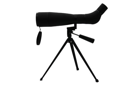 High Precision Observation Long Range Angled Spotting Scope With Comfortable Field Of View