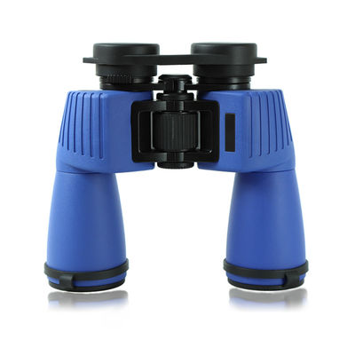 7x50 Waterproof Wide Angle Binoculars For Camping 24mm Eye Relief