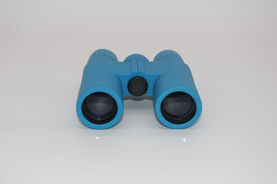 Shock Proof Children'S Toy Binoculars Blue / Yellow Color For Kids Gift