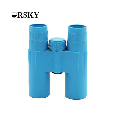 Multi-color Compact Folding Binoculars Shock Proof For Kids Birthday Gift