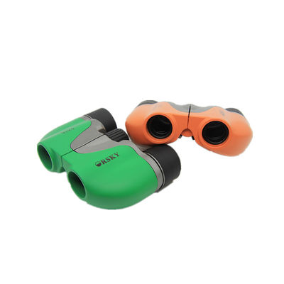 China Multi Color Portable 5x15 Small Powerful Binoculars 15mm Clear Aperture GSV factory