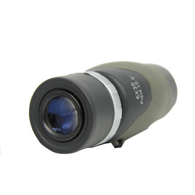 China Bk7 Prism 6x30 Pocket Monocular Telescope High Definition For Hiking GSV Certification factory