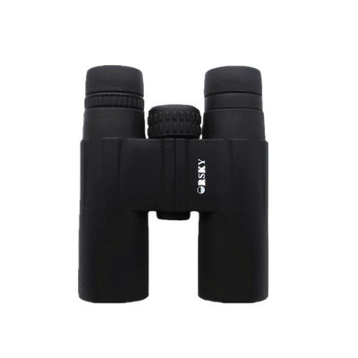 China Hand Portable Roof Prism Bird Watching Binoculars Spin Up Eye Mask 10x32 factory